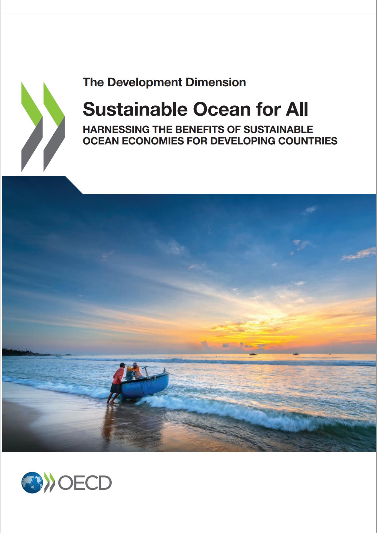 Отчет ОЭСР «Устойчивый океан для всех»