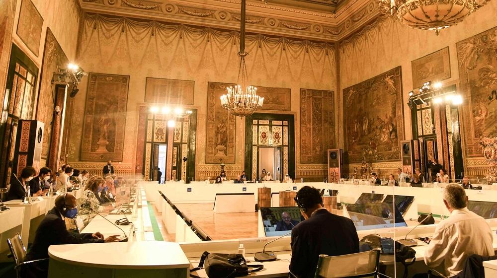 Главы Минэкономразвития и Минприроды приняли участие во встрече министров окружающей среды и климата стран-участниц G20