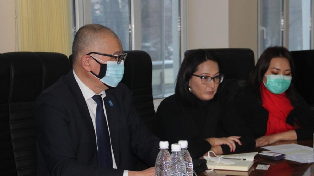 Минфин Кыргызстана планирует применить механизм обмена внешнего долга на охрану окружающей среды