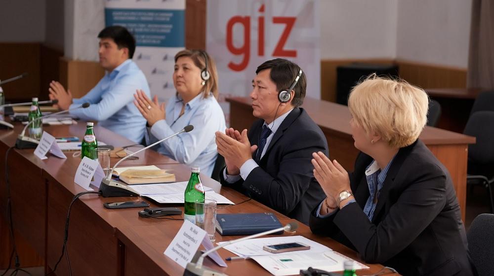В Кыргызской Республике создан наблюдательный совет поддержки проекта по внедрению принципов «зеленой» экономики